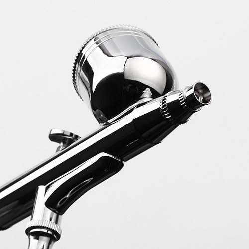 doprava zdarma FENGDA BD-130 airbrush stříkací pistole obličej - Elektrické nářadí - Fotografie 4