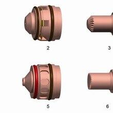 36-1027 Shield 5 шт. в партии для Термальность Dynamics XT301 расходные материалы для плазменной резки
