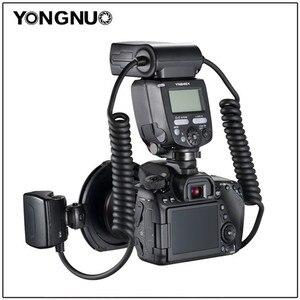 Image 2 - YONGNUO YN 24EX YN24EX Macro flash Speedlite Macro Twin Lite TTL Flash Close up Photography for Canon 5DIII 5DII 5D 6D