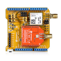 Aihasd Lora/GPS Shield for Arduino 868Mhz/915Mhz/433Mhz