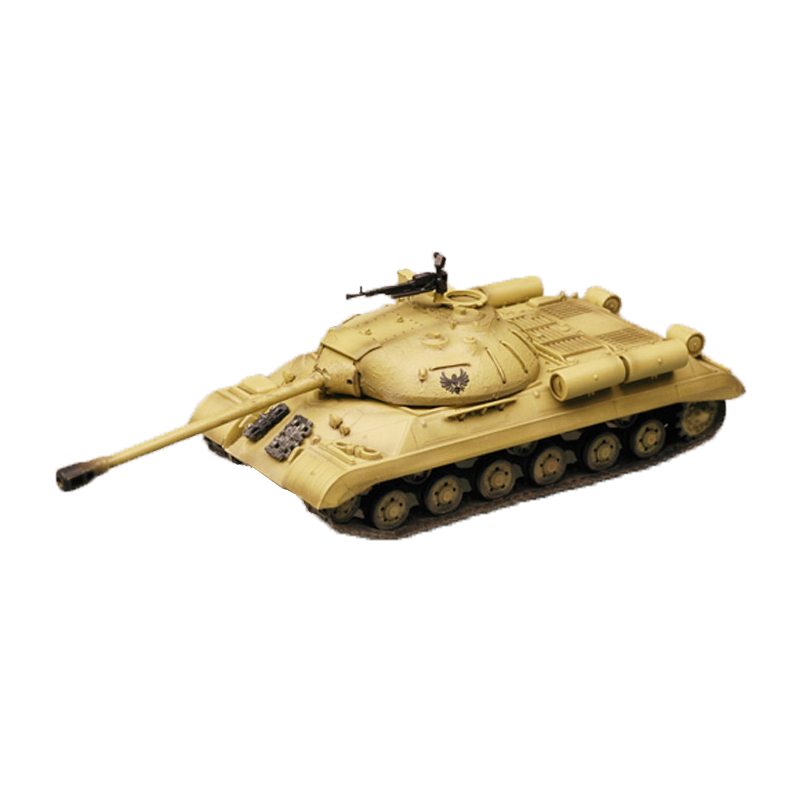 Chanycore Easy Model JS-3/3M IS-3/3M Egyptian 1967 USSR Heavy Tank Finished Model Kit 1/72 36246 Kids Gifts 4375 цены онлайн