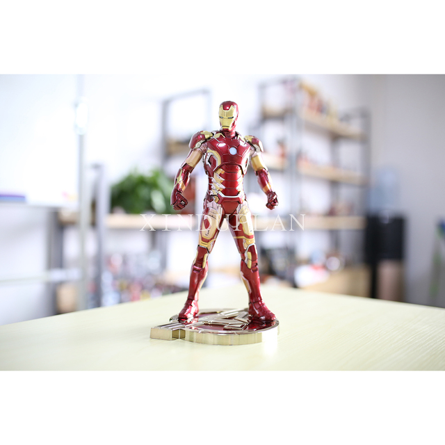 XINDUPLAN Marvel Shield iron Man Mark Avengers Leeftijd van Ultron ...