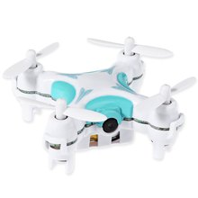 NO.1506 2.4G 4CH 6-Axis Gyro Control System 0.3MP Camera RTF Mini Remote Control Quadcopter Toy Built-in Controller Lighting