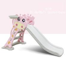 Детская комнатная горка, Детская горка для развлечений складной слайд