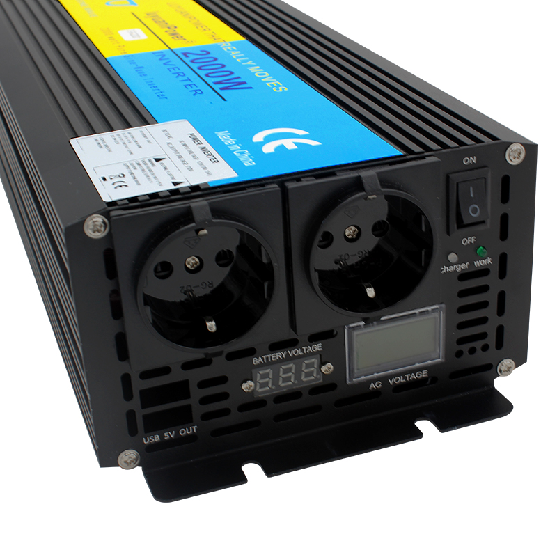 HTB10Ph azDuK1RjSszdq6xGLpXar - UPS inverter pure sine wave 2000W 4000W DC 12V/24V to AC 220V-240V LCD Inverter+Charger & UPS,Quiet and Fast Charge power supply