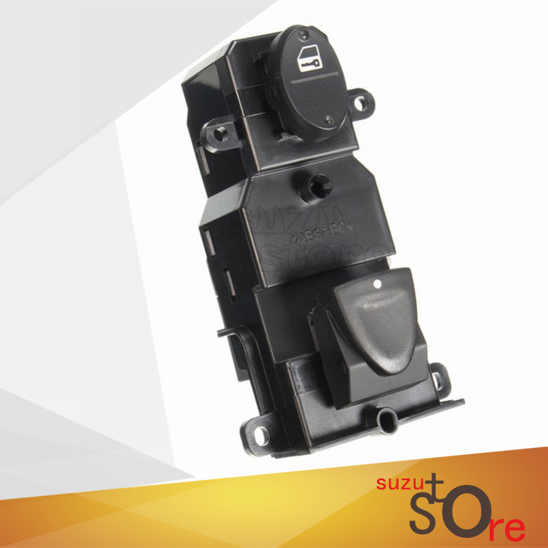 Golkar NewFront Passenger Right Power Window <font><b>Door</b></font> Lock Switch For Honda <font><b>2006</b></font>-11 <font><b>Civic</b></font> 35760-SNA-A13 35760-SNA-A03 image
