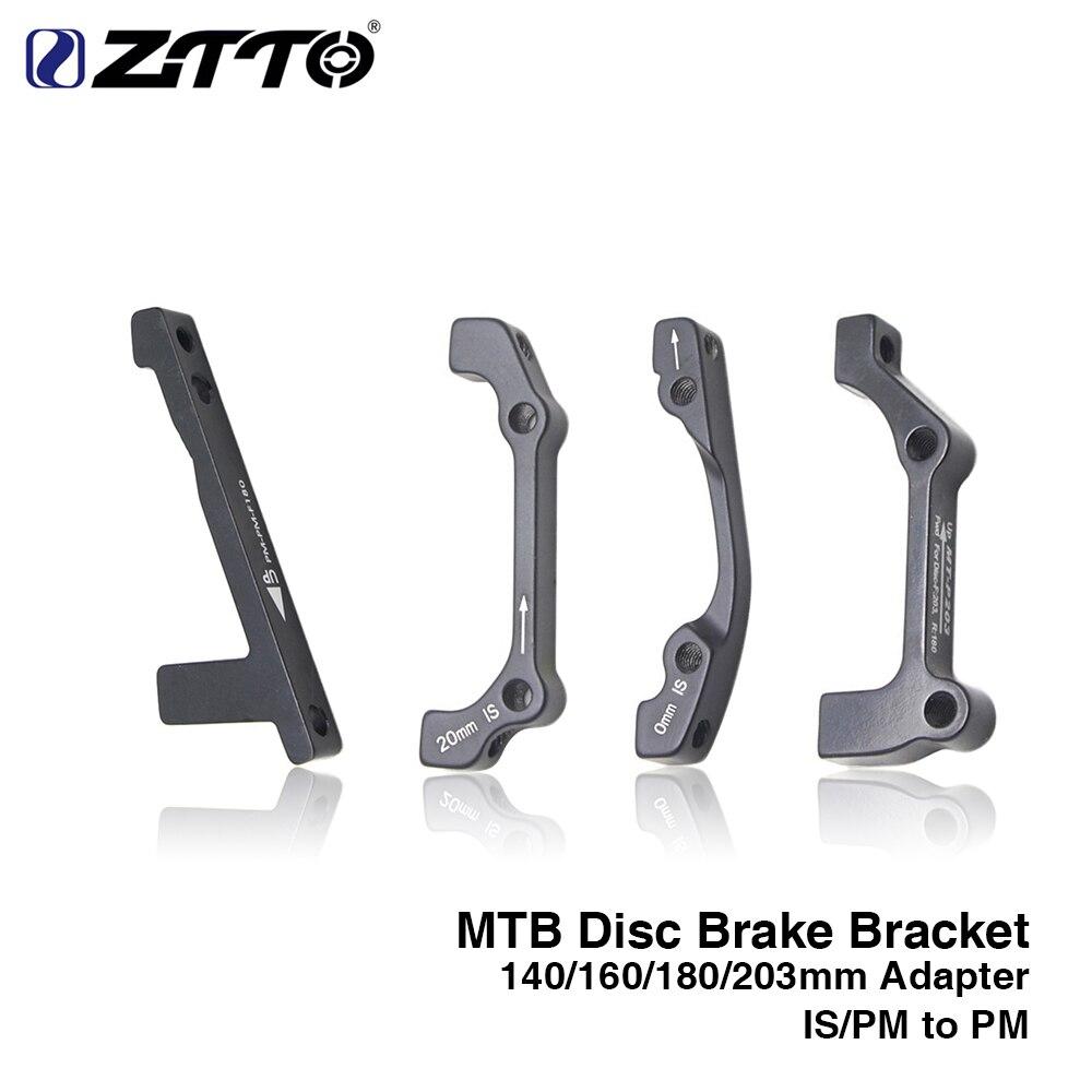 Disc Brake Caliper Mount Adapter Front Rear Post International PM IS 160//180
