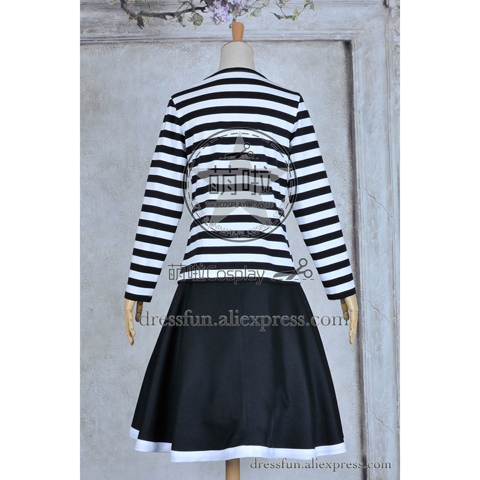 Alice: Madness Returns Cosplay Alice London Costume Dress Outfits ...