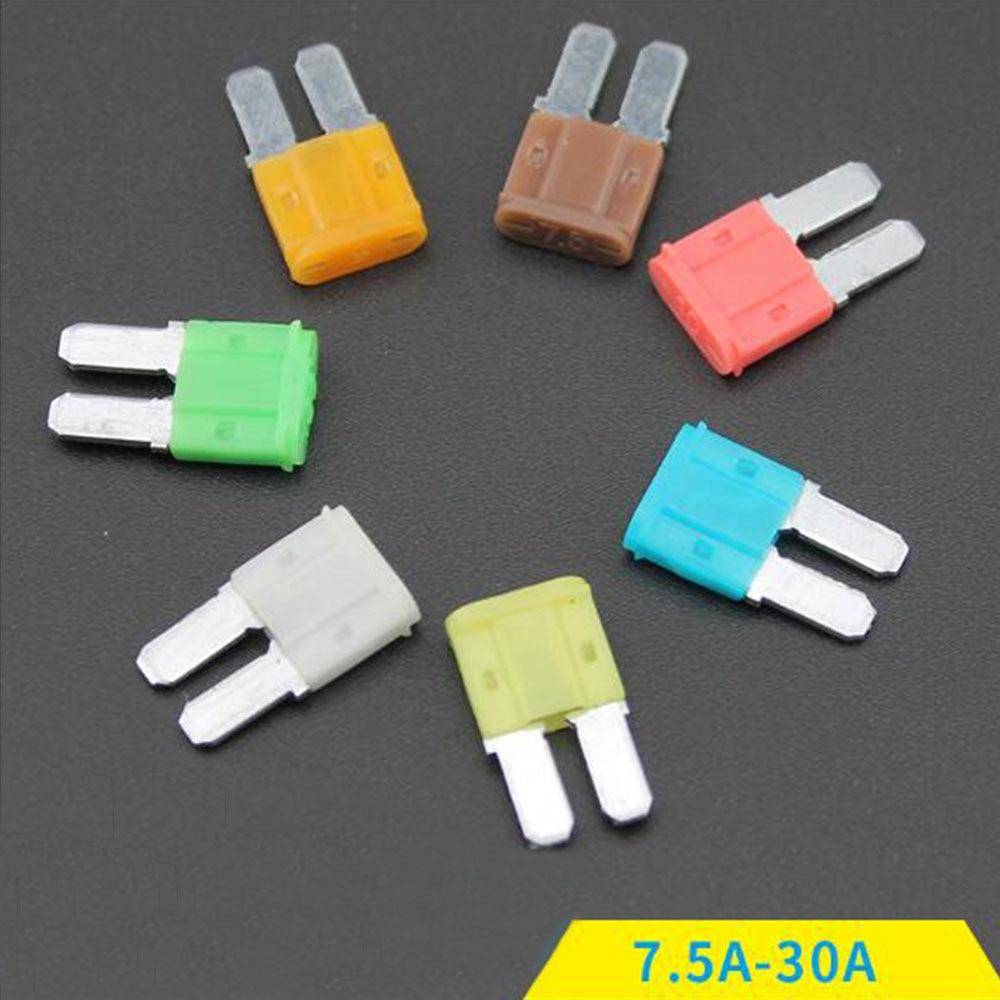 small resolution of 1set 12v 24v 32v universal automobile fuse box with 140pcs car micro blown fuse 1set 12v