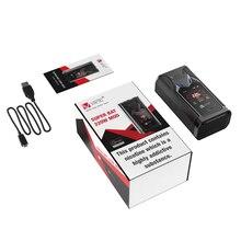 Vape Mod VAPTIO Original Electronic cigarette mod 220W SUPER BAT Box MOD 1.3'' Color TFT 510 thread FIT 18650 battery(exclude)