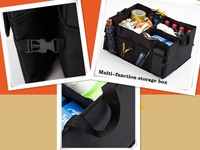 Car accessories Auto Trunk Storage Bag Foldable Car Finishing Box For SAAB 9 3 9 5 93 95 MG GT MG3 MG5 MG6 MG7 MG3SW MGTF