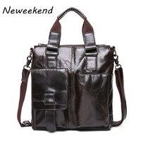 Из натуральной кожи Для мужчин сумки Лидер продаж мужчина небольшую сумку человек моды Crossbody сумка Для мужчин Путешествия новые сумки