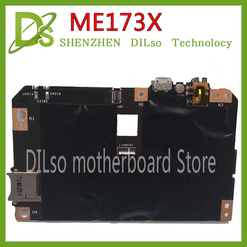 KEFU ME173X para ASUS ME173X ME17 placa base de tableta PC funciona 100% prueba de placa base well ¡vendemos Tipo 1!