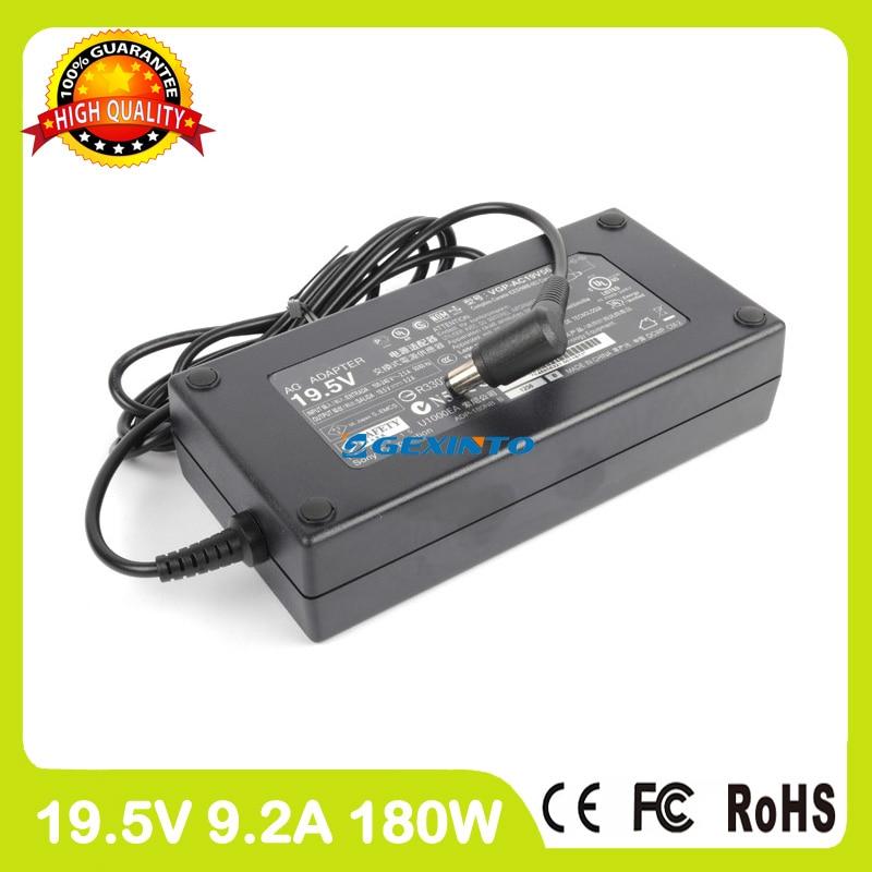 19.5V 9.2A 180W VGP-AC19V56 laptop ac power adapter charger for Sony Vaio VPCL218FC VPCL218FG VPCL218FX VPCL21M1E VPCL21S1E блок питания ac power adapter wp ac07620v for sony