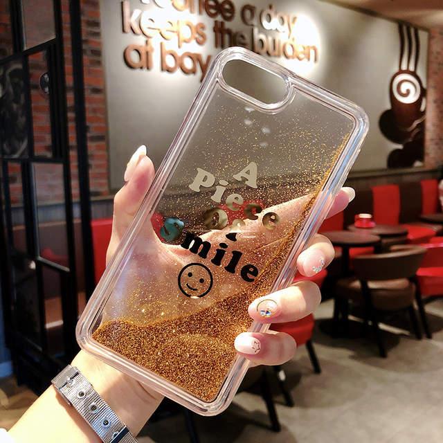Glitter Unicorn iPhone 6 Plus Case ($28