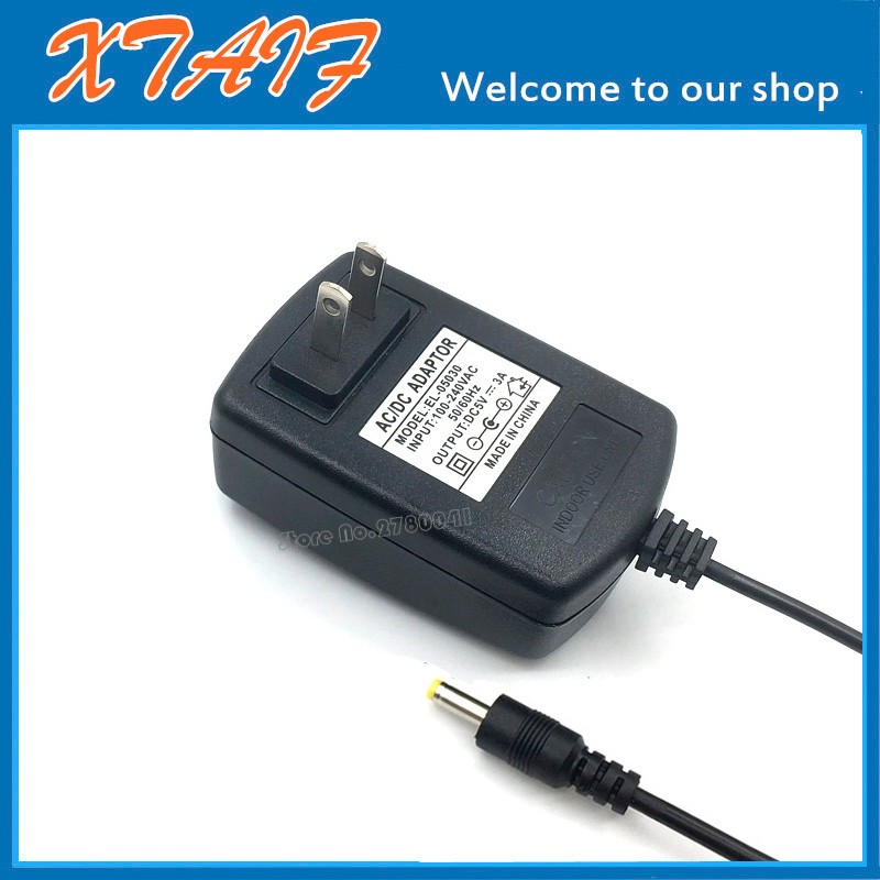 High quality 5V 3A AC Adapter For SONY SRS XB30 AC E0530 Bluetooth ...