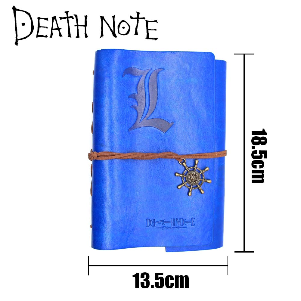 Giancomics Death Note Lovely Fashion Theme Ryuk Cosplay Notebook New School Supplies Large Writing Journal Books Gift for kids