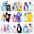 Animal Costume For Children Kids Clothing For Halloween Carnival - Sulley tiger cat Minion bat zebra unicorn dog frog giraffe