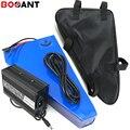 60В 30ач треугольник ebike батарея для LG 18650 16S 60в 1000 Вт 2000 Вт Электрический велосипед литиевая батарея Встроенный 50 Ампер BMS 5A зарядное устройств...