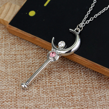 Sailor Moon Necklace Anime Jewelry For Women Girl Sailor moon Pendant