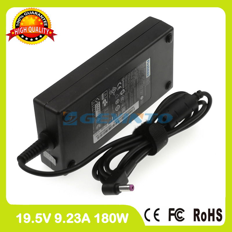 AC adapter 19 5V 9 23A 180W laptop charger for Acer Predator Helios 300 G3 571