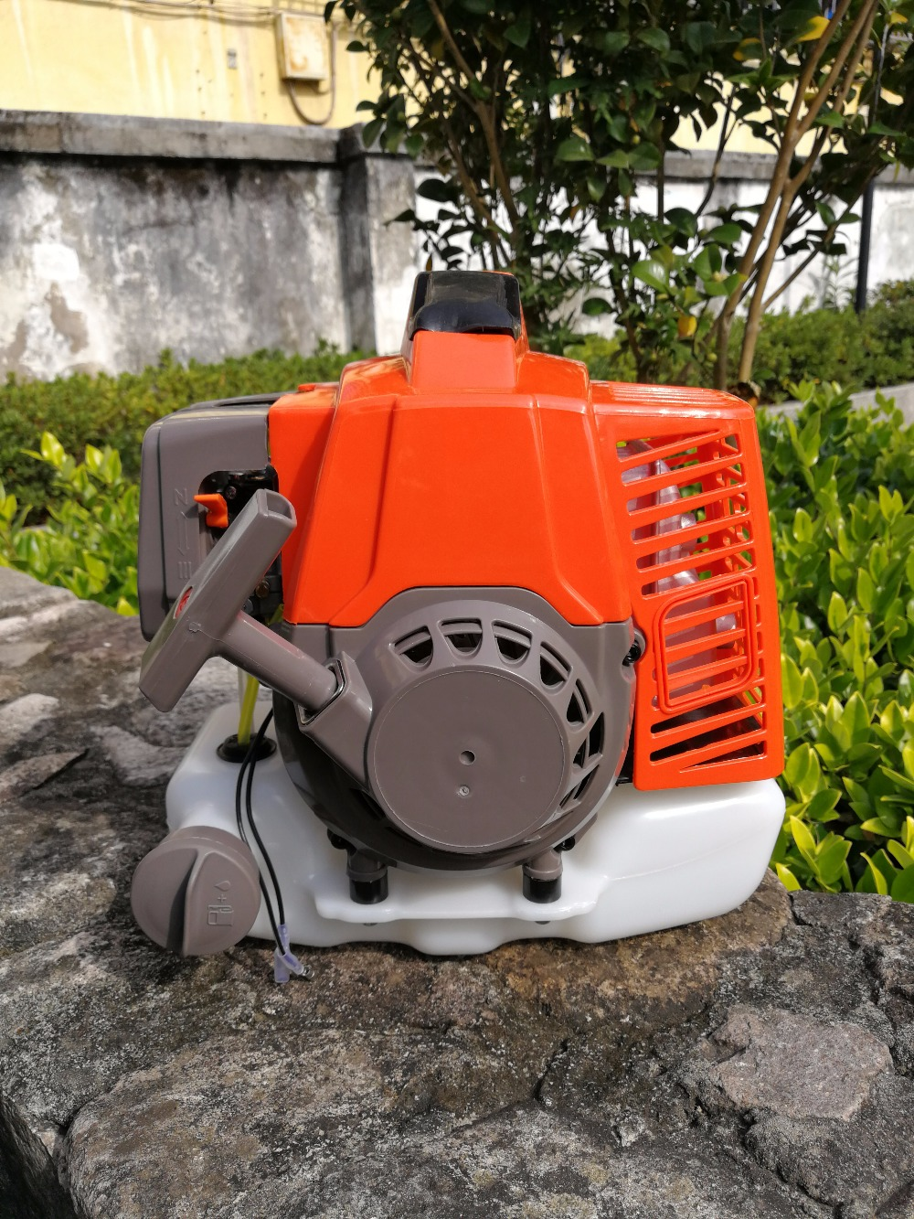 MANUAL STARTER 2T 63CC powerful gasoline engine petrol motor for grass trimmer brush cutter earth drill