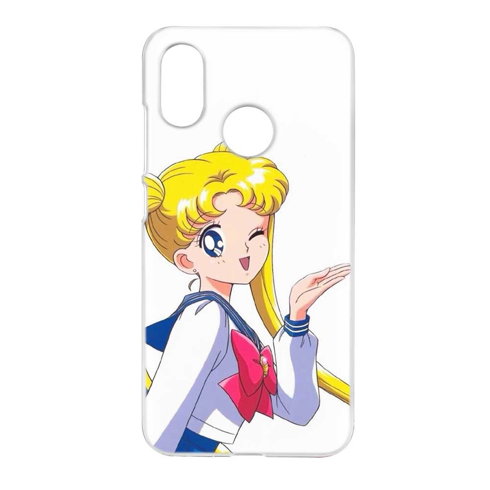 Fulcol Sailor Moon Crystal Version Transparent Fashion Shell Case Cover Para For Xiaomi Redmi Note 3 4 4x 5 Puls 4a 5a 6a Mi5x A Cellphones & Telecommunications