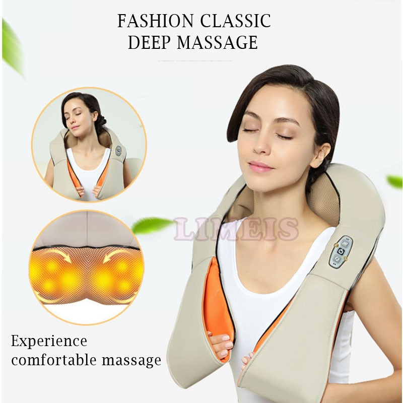 portable shoudler massager 1