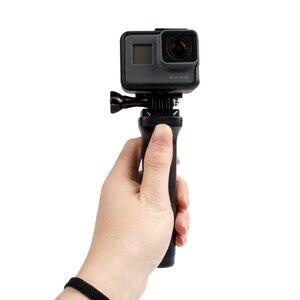 Image 5 - Probty Palo flotante con mango de mano para Cámara de Acción GoPro Hero 5 4 3 + 3 SJCAM Xiaomi Yi SJ4000 EKEN AMKOV, color negro