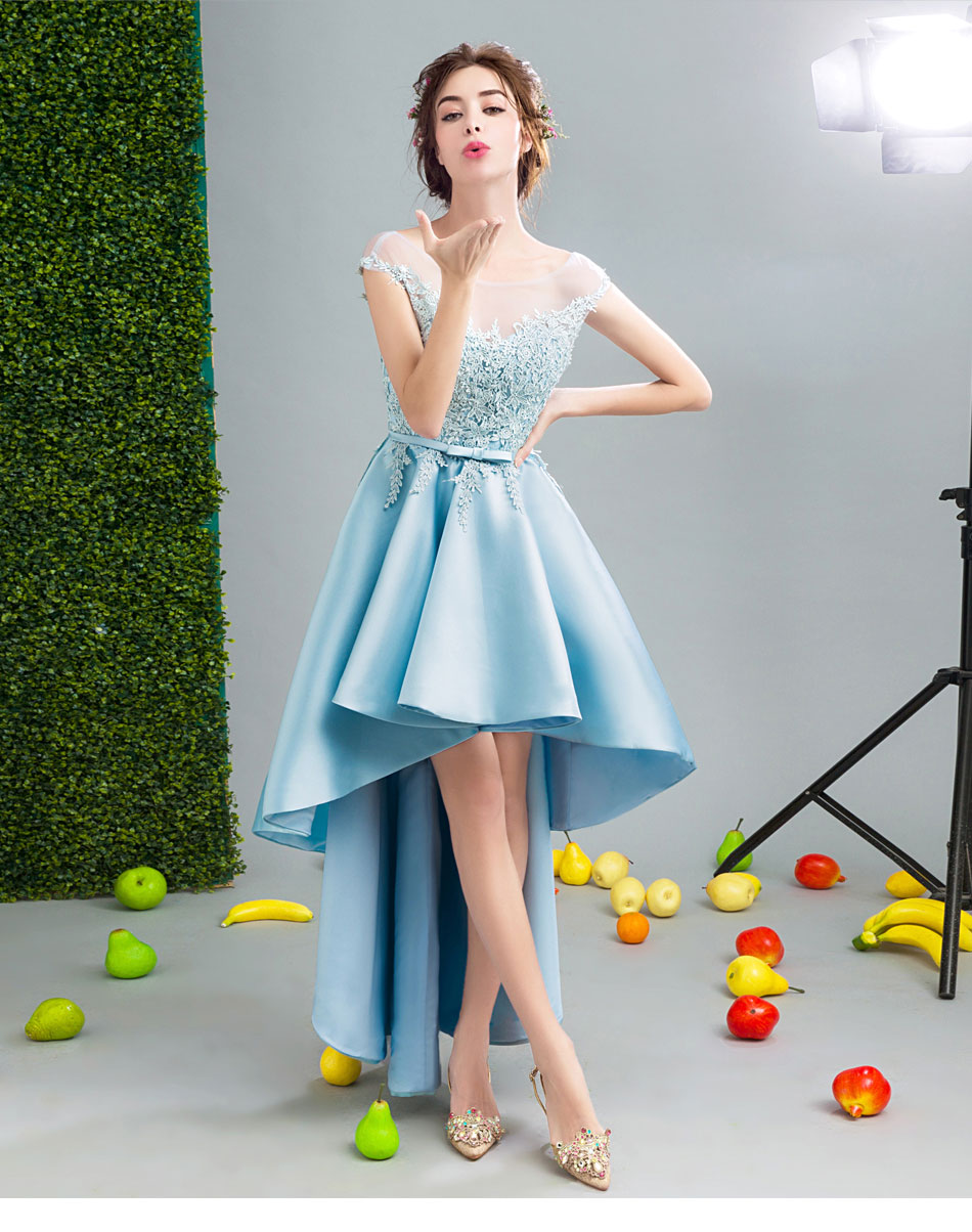 Old Fashioned Hi Lo Party Dresses Picture Collection - All Wedding ...