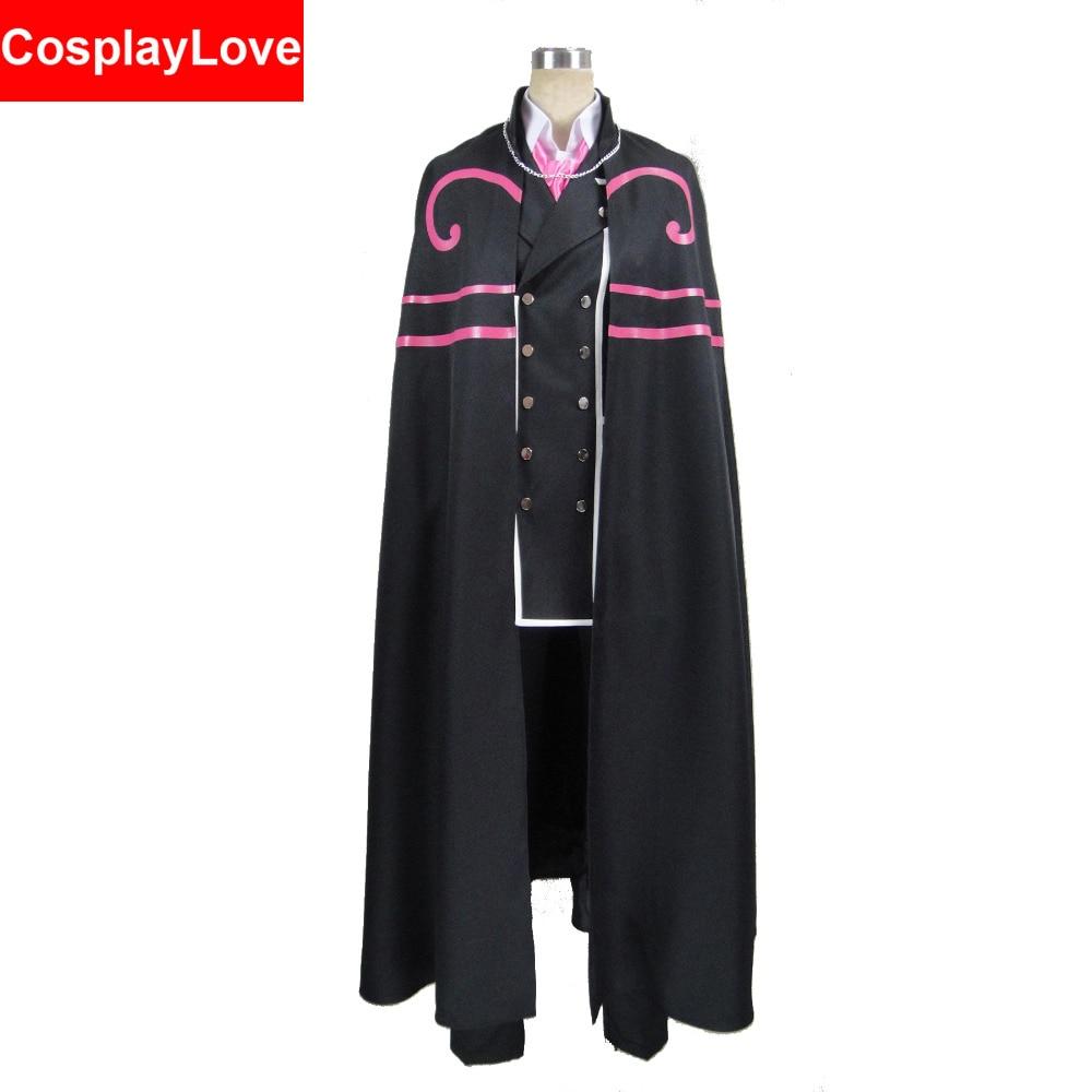 IDOLiSH7 Leopard EyesTRIGGER Tenn Kujo Cosplay Costume For Christmas Halloween Party CosplayLove Custom Made