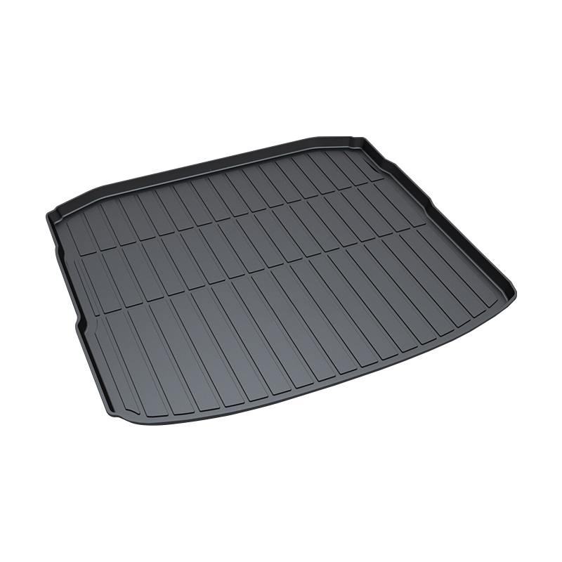 Heated 3D Trunk Mat for Audi A3 Sedan,Keep Clean Interior Accessories ,Black 3d trunk mat for peugeot 508 waterproof car protector carpet auto floor mats keep clean interior accessories