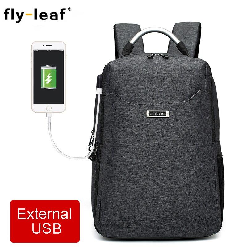 Flyleaf FL-9666 # Digital SLR câmera saco Mochila profissional saco da câmera à prova d' água de Carga USB Externo pode colocar 14-polegada laptop