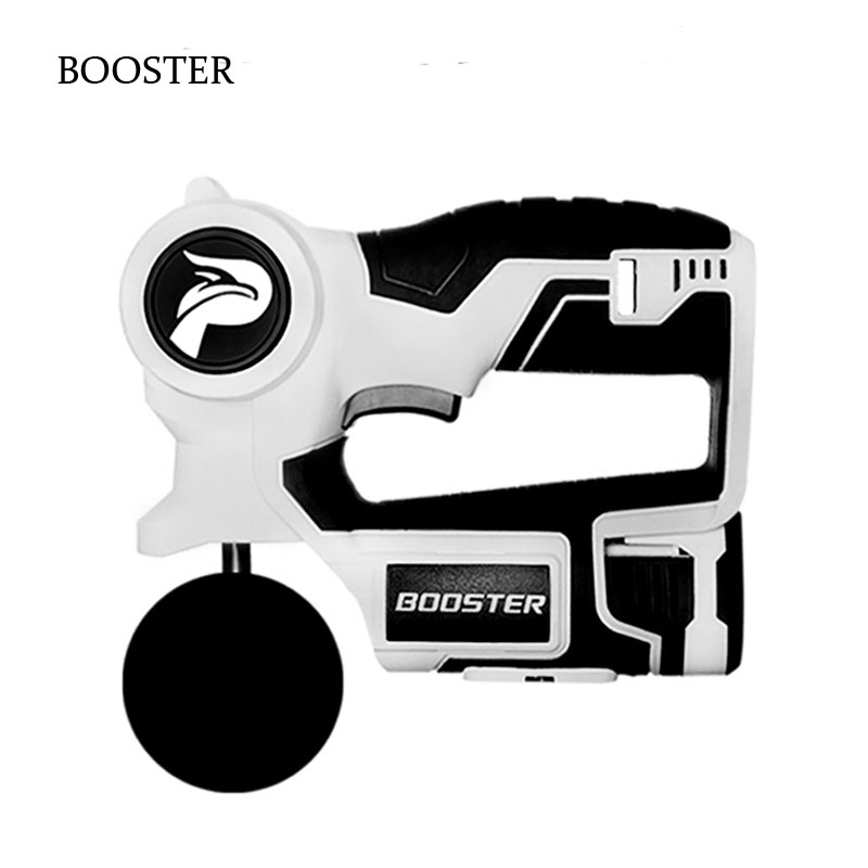 Booster Theragun Vibrating Deep Therapy Body/Muscle Massage Gun Spasm Increases Blood Flow Theragun Relieving Massager