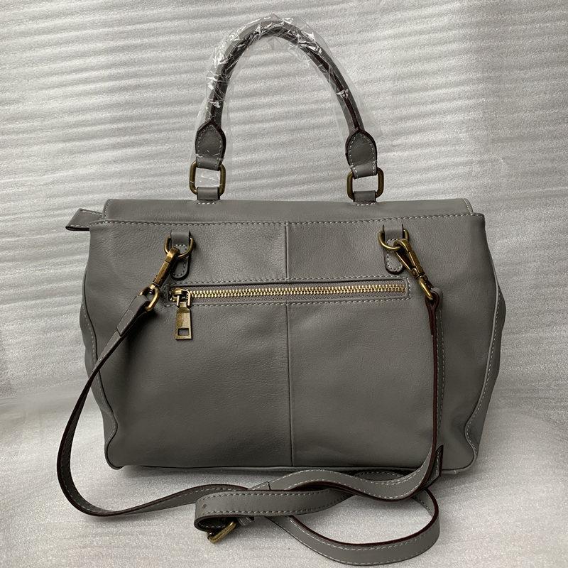 Brand Top-Handle Bags 100% Natural Genuine Leather Women Handbags Satchel Fashion Portable Shoulder Bags Ladies Messenger Totes