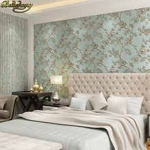 beibehang papel de parede 3D European pastoral flowers wallpaper for walls 3 d Embossed American wall papers home decor roll beibehang retro antique papel de parede 3d stone wallpaper for walls 3d restaurant cafe papier peint wall papers home decor roll