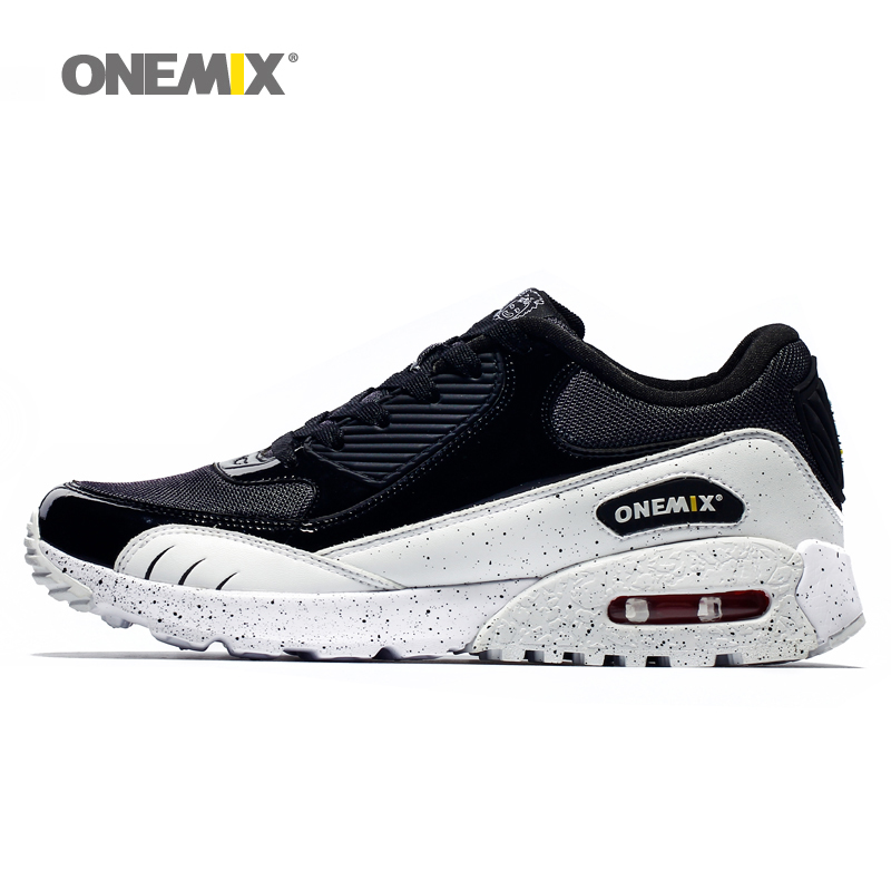 ФОТО New arrival onemix outdoor trainer shoes for men's sport walking shoes popular increasing running run shoes size 36-45 1065