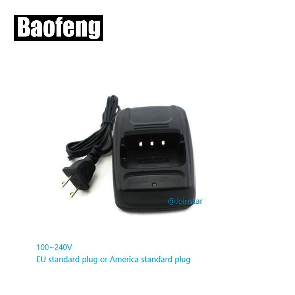 BAOFENG Original Desktop Charger Base for Baofeng 888S 777S 666S Two Way Radio in Walkie Talkie from Cellphones Telecommunications