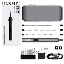 UANME ZEODO Cross-Border New Electric Screwdriver Charging Adjustable Torque Mini Anti-skid Batch