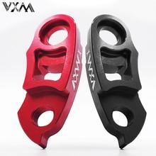 VXM MTB Bike Road Rear Derailleur Hanger Extension Extender Frame Gear Tail Hook Latest design show Bicycle Parts