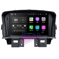 Roadlover 4G 32GB Android 8 0 Octa Core Car PC Media Center DVD Player For Chevrolet