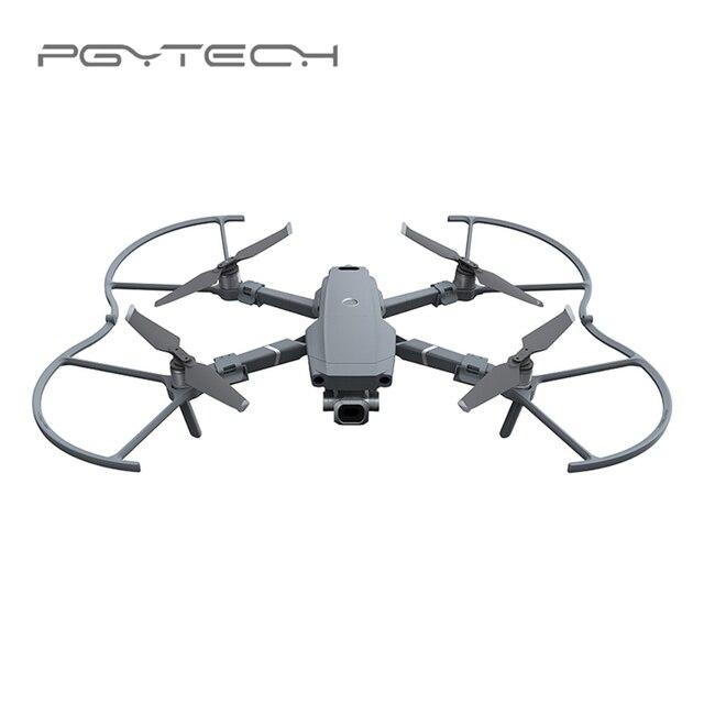 PGYTECH Pervane Guard için DJI Mavic 2 Drone Pervane Koruyucu Mavic için 2 Pro Yakınlaştırma Drone Aksesuarları