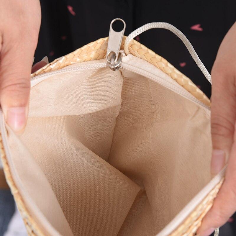 Menina de Mini Bag Elegante Lady Messenger Bag