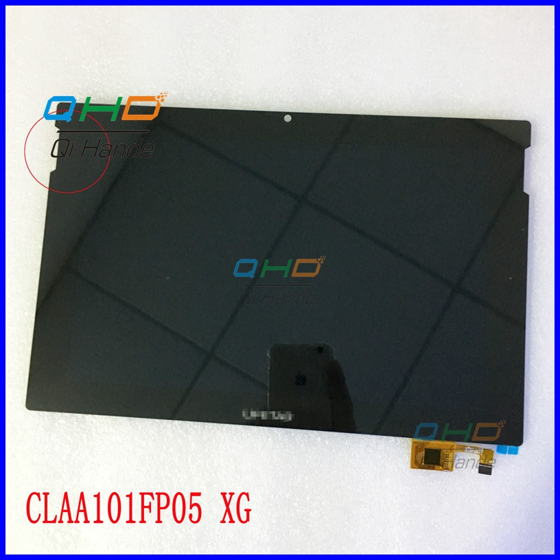 ФОТО Black Original LIFETAB 702-10119-02 touchscreen CLAA101FP05 xg LCD module MEDION 10.1 inch LCD assembly LCD module Free shipping