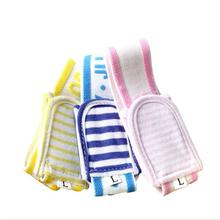 Brand New 1 PCS/SET Fivela Baby Diapers Fixed Belt Simple Buckle Adjusted Size Baby Products Elastic Band Free Shipping