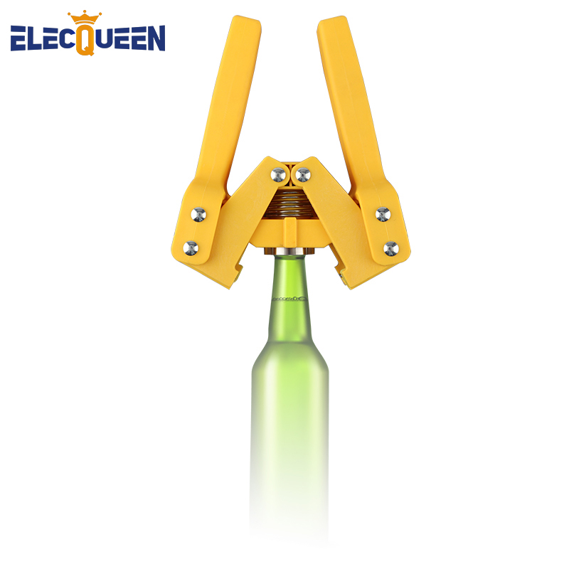 Semi-automatic Glass Bottle Metal Cap Tightening Machine Semi-automatic Pneumatic Capper For Glass Bottles Capper For Jars Beautiful And Charming Home Appliance Parts