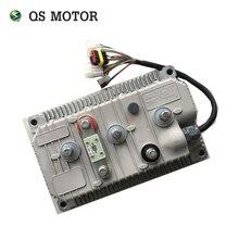 QSKLS7275HC,24V-72V,500A,SINUSOIDAL BRUSHLESS MOTOR CONTROLLER, QS Motor Controller