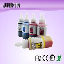 лучшая цена 5 Color Dye Based Refill Ink Kit for Epson L100 L110 L120 L132 L210 L222 L300 L312 L355 L350 L362 L366 L550 L555 Printer Eco Ink