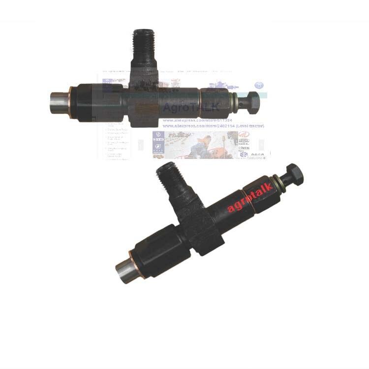 Set Of Injectors For Fengshou Estate FS180-3 / FS184 With Engine, Part Number: