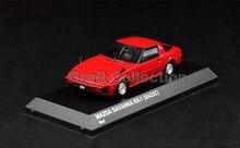 1/43 mazda rx-modello in miniatura auto rare di alta simulazione mini collection giocattoli in metallo